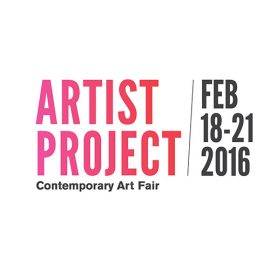 The Artist Project – Contemporary Art Fair – Feb. 18 – Feb. 21, 2016